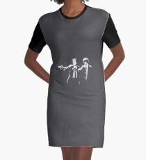 Pulp Graphic T-Shirt Dress
