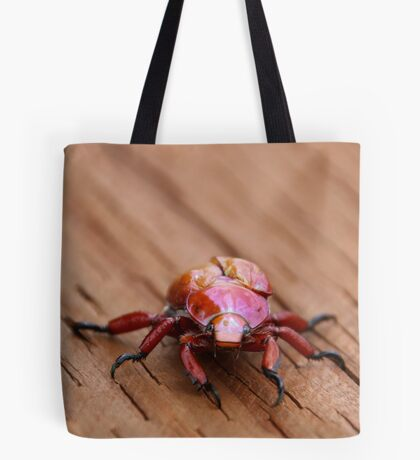 'Tis The Season To Be Anoplognathus Tote Bag