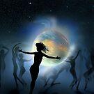 Fury Dance II by Igor Zenin