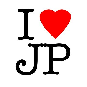 I love JP I love Japan NY Parody by KinkyKaiju
