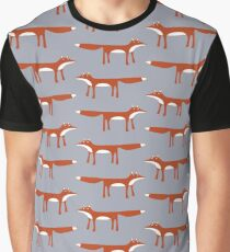 Mr. Fox Graphic T-Shirt