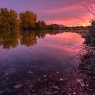 A Perfect Sunset by Sue  Cullumber
