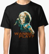 child play chucky Classic T-Shirt