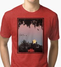 Dornoch Terrace Moonrise Tri-blend T-Shirt