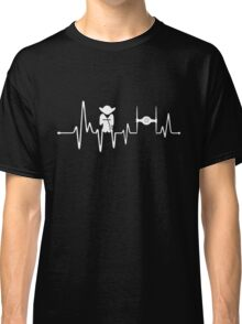 Yoda Heartbeat - Pulse Classic T-Shirt