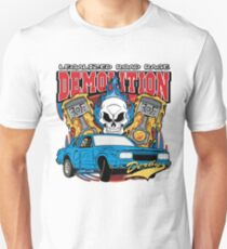 Legalized Road Rage Demolition Derby Racing T-Shirt