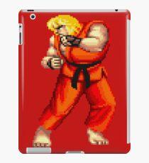Street Fighter 2 Ken iPad Case/Skin