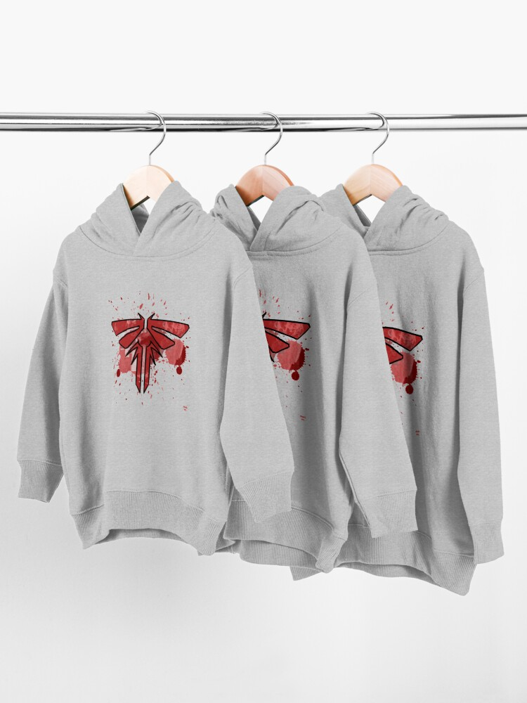 Alternate view of Lights - TLOU Toddler Pullover Hoodie