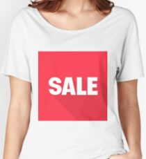 Sale Women's Relaxed Fit T-Shirt