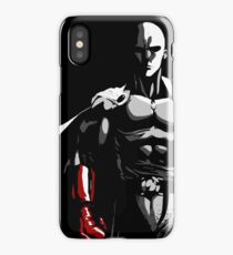 Saitama - Just do it  iPhone Case