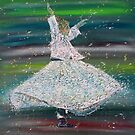SUFI WHIRLING  - JANUARY 29,2015 by lautir