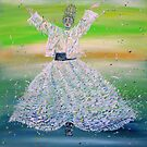 SUFI WHIRLING  - FEBRUARY 9,2015 by lautir