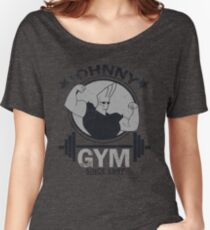 Johnny Gym Women's Relaxed Fit T-Shirt