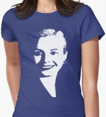 EVITA PERON Women's Fitted T-Shirt
