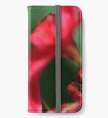 Macro Photo Passion Butterfly iPhone Wallet/Case/Skin