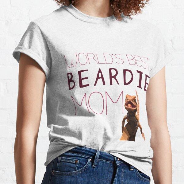 World's Best Beardie Mom Classic T-Shirt