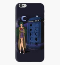 Sailor Time Lord iPhone Case