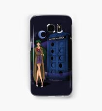 Sailor Time Lord Samsung Galaxy Case/Skin