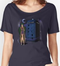 Sailor Time Lord Women's Relaxed Fit T-Shirt