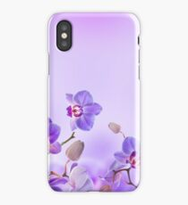 Flowers Art Abstract iPhone Case