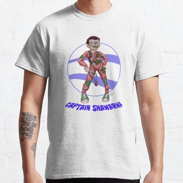 Captain Shawarma Classic T-Shirt