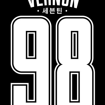 SEVENTEEN Vernon 98 by whatamistry