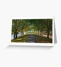 Along the Royal Military Canal Greeting Card