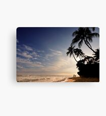 5:38 PM Hawaii Time Canvas Print