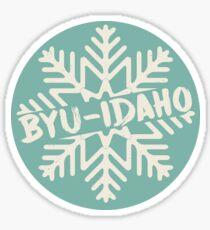 Byu-Idaho Sticker