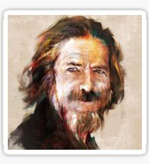 Alan Watts Sticker