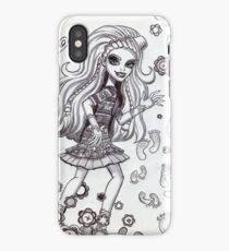 Iconic Marisol Coxi iPhone Case/Skin