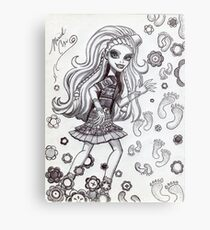 Iconic Marisol Coxi Metal Print
