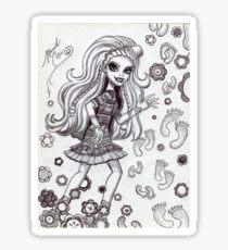 Iconic Marisol Coxi Sticker