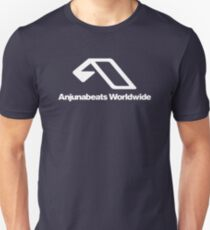 World Wide Beats Record of Anjuna T-Shirt