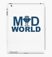 Mad World Robotnik iPad Case/Skin