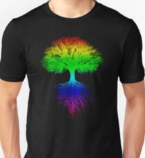 Sunshine, Lollypops and Rainbows Unisex T-Shirt