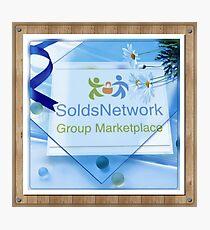 SoldsNetwork  Photographic Print