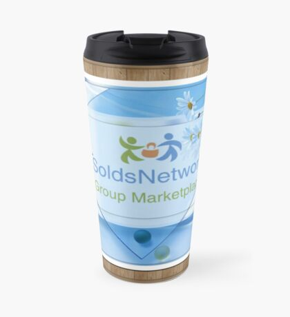 SoldsNetwork  Travel Mug