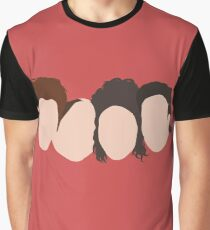 The Gang (Seinfeld)  Graphic T-Shirt