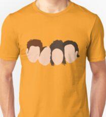 The Gang (Seinfeld)  T-Shirt