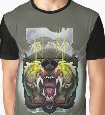 Camiseta gráfica Bear