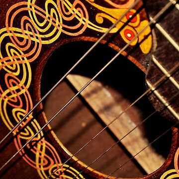 Acoustic Guitar by LiamOR