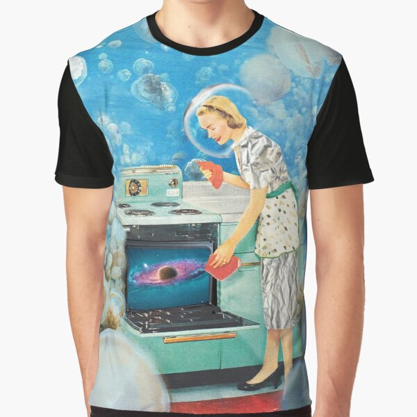 Galactic Housewife  Graphic T-Shirt