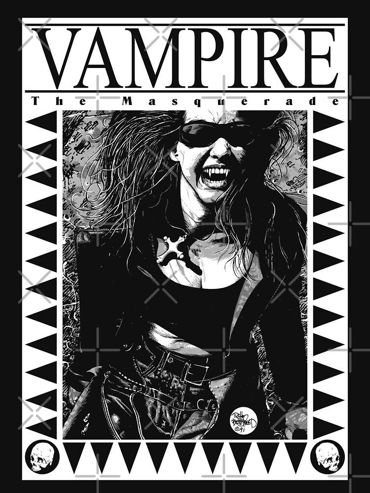 Retro Vampire: The Masquerade by TheOnyxPath