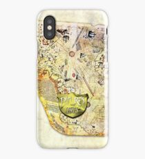 Piri Reis MAP iPhone Case