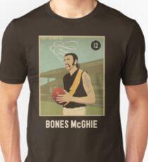 Bones McGhie - Richmond [dark shirt version] T-Shirt