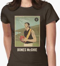 Bones McGhie - Richmond [dark shirt version] Women's Fitted T-Shirt