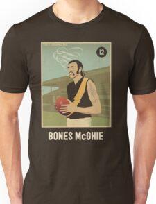 Bones McGhie - Richmond [dark shirt version] Unisex T-Shirt