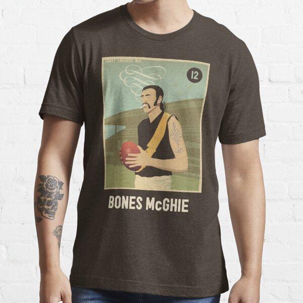 Bones McGhie - Richmond [dark shirt version] Essential T-Shirt