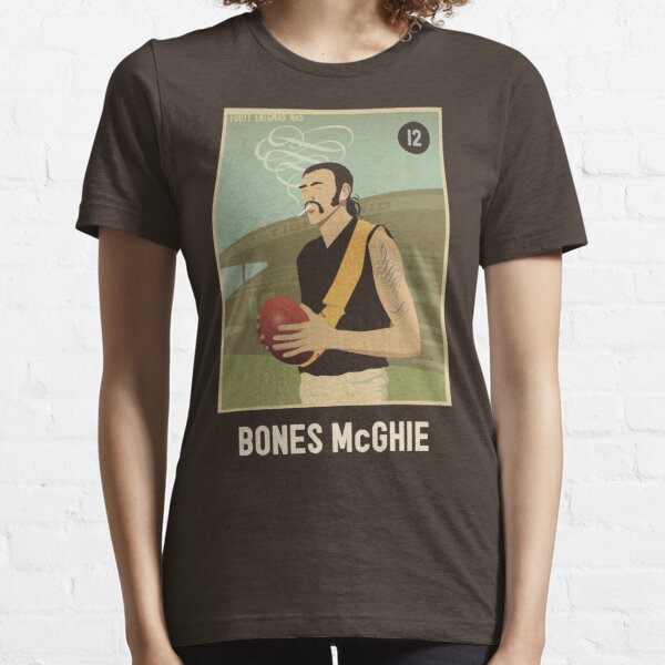 Bones McGhie - Richmond [dark shirt version] Essential T-Shirt